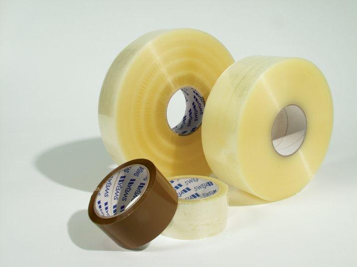 500-serien PP packtejp med Hot-Melt