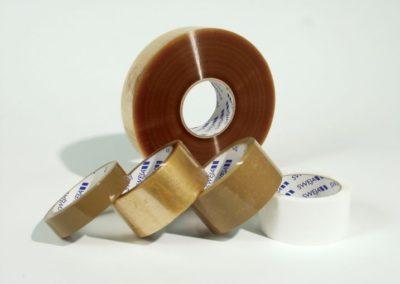 510-serien PP packtejp med naturgummi