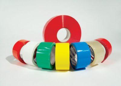 550-serien PPA packtejp akryl i flera färger