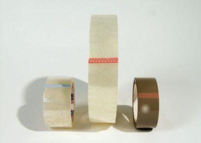 560-serien PP packtejp med akryl solvent