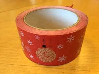 Jultejp – piffa till dina kartonger i juletid