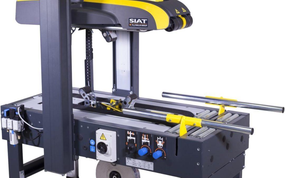 SIAT SR20 automatisk kartongförslutare