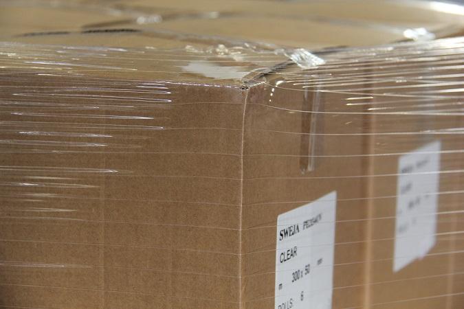 fiberfilm för pall