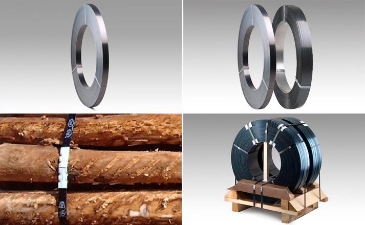 stålband för tunga gods
