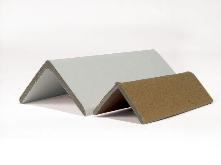 Korta bandskydd av papp